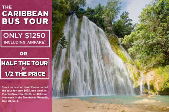 Caribbean Tour